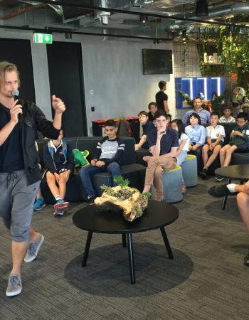 CODE4FUN: Sydney Programming School (Years 1-11)