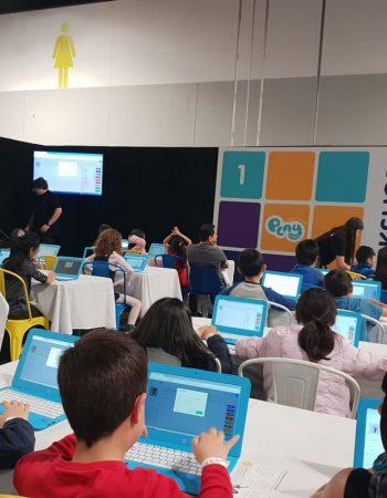 Code Camp – Kids Coding Classes & Holiday Camps (5-12yrs)