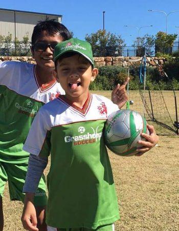 Grasshopper Soccer Brisbane North West & South East