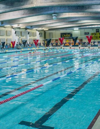 YMCA Swimming Lessons at UNSW Fitness & Aquatic Centre
